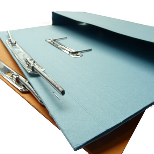 bespoke foolscap file transfer pocket